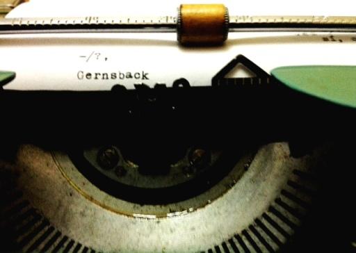 Gernsback en imágenes